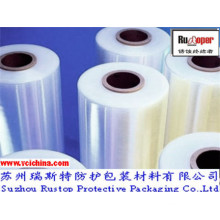 VCI high stretch poly film for fastener