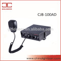 100W Siren and Speaker Police Electronic Siren for Car (CJB-100AD)