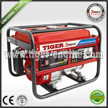 EC3500A 6.5hp gasoline generator manual