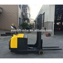 1ton 1.2ton 1.5ton 1.6ton Counterbalance Electric Stacker AC motor EPS Legless Stacker Small Radius