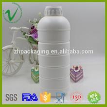 Emballage de pesticides chimiques de haute qualité HDPE Fabricant de bouteilles en plastique