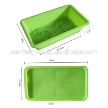 balcony plastic planters mould with high quality Custom injection mold for planter