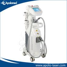 Anti-envelhecimento Lifting facial (HS-550E +) Sistema de vácuo de cavitação RF (HS-550E +)
