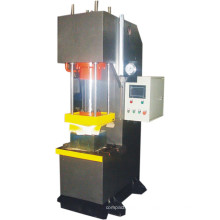 China Most Popular Single Arm Hydraulic Press Discharge Machine with Hydraulic System for Sale