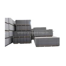 Placa de cimento de fibra multi-funcional 4-20mm