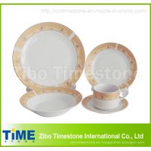 Juego de Cena de porcelana con porcelana 20PCS (620042)