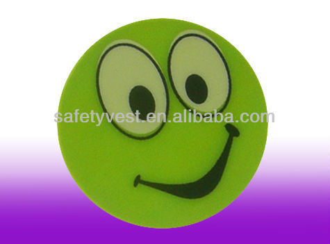 Reflective Sticker Face Decals Reflective High Visibility