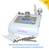 Hot Diamond Microdermabrasion for Skin Rejuvenation