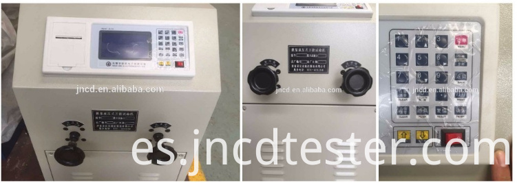 1000KN Pollution Testing Machine