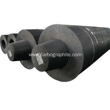RP 150mm 200mm Graphite Electrode for Smelting