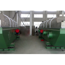 ZLG-2*9 salt granules continuous vibrating fluid bed dryer