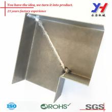 custom sheet metal fabrication aluminum car shelter