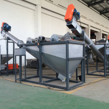Plastic Washing Crushing Recycling Machine pelletizing line