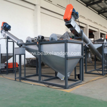 Plastic Washing Crushing Recycling Machine pelletizing line