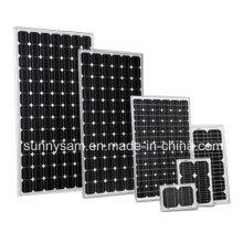 Panel solar mono de alta calidad y eficiente de 50W