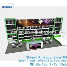 будочка торговой выставки 10x30, выставочных стендов 10x30,выставочный стенд 10x30