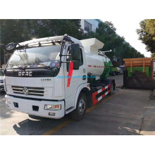 DFAC 6cbm Garbage collection and transport vehicles