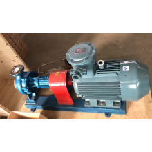 Bomba de aceite caliente refrigerada por aire serie RY