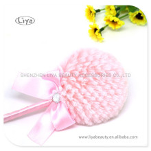 Creative Feather Puff Powder Puff With Handle
