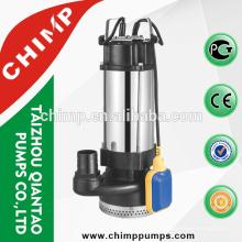 Pompe à eau électrique verticale de 2hp 2 pouces de série de SPA