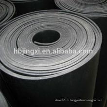 5мм резиновый лист с тканью вставки