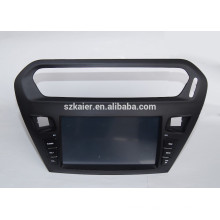 Car dvd for peugeot 301/Citroen Elysee with android system +qual core +Factory