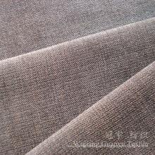 Polyester und Nylon Schnittflor Cord Sofa Stoffe