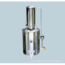 Destilador de agua de vidrio Hs de súper calidad única