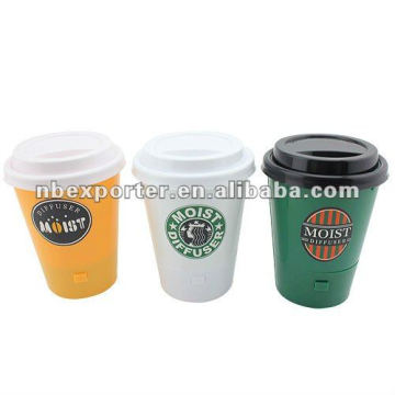 Coffee cup mini humidifier
