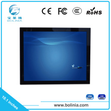 10.1 inch capacitive touch monitors