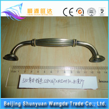 Haute qualité OEM Die Casting Zinc Alloy Furniture Hardware Cabinet Handle