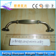 High Quality OEM Die Casting Zinc Alloy Furniture Hardware Cabinet Handle