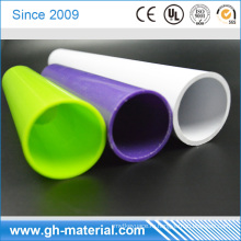 100% Виргинские материала прочные и жесткие пластиковые трубы ПВХ трубы