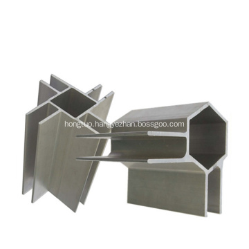 Custom ABS Extruded Profiles ABS
