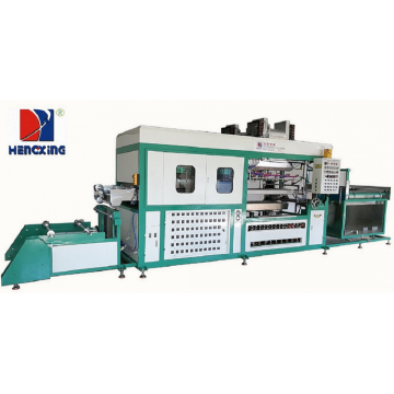 Full-automation Plastic Vacuum Molding Machine