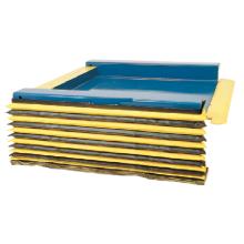 Floor tile lifting hydraulic