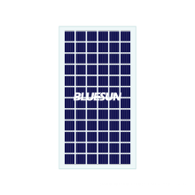 Bluesun customized  poly thin film transparent glass solar panel BIPV
