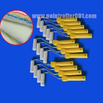 """3"""" Mohair/Wool/Velvet Paint Roller with Nap 4mm"""