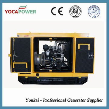 15kVA/12kw Diesel Power Generator with 4-Stroke Small Diesel Engine