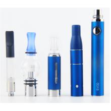 2019 O cigarro eletrônico mais popular evod portátil 4 em 1 vaporizador de ervas secas