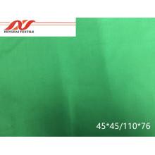 CVC fabric 45*45/110*76  57/58'' 100gsm
