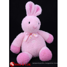 ICTI Audited Factory High Quality Custom Promotion pink rabbit plush toys