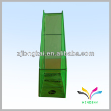 Hot sale Eco-friend retail tabletop cd display rack for push sale