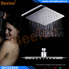 Factory Direct Wall Mounted Stainless Steel Rainfall Shower Head