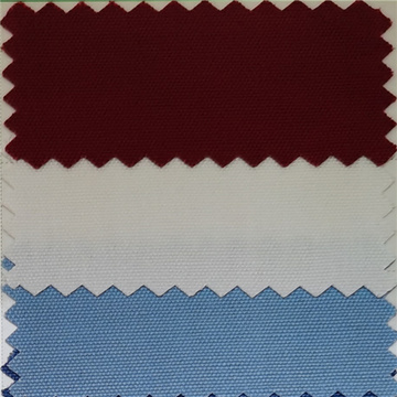 Plain Dyed Cotton Canvas Fabric for Garment 280gsm