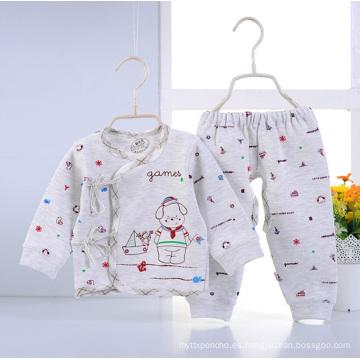 Ropa interior de alta calidad ropa de bebé conjunto