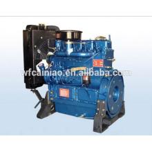 weifang ricardo preço de fábrica 495 motor diesel