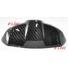 Housse d'instrument de pièces de fibre de carbone pour motocyclette (DMS20) pour Ducati Monster 696 11000