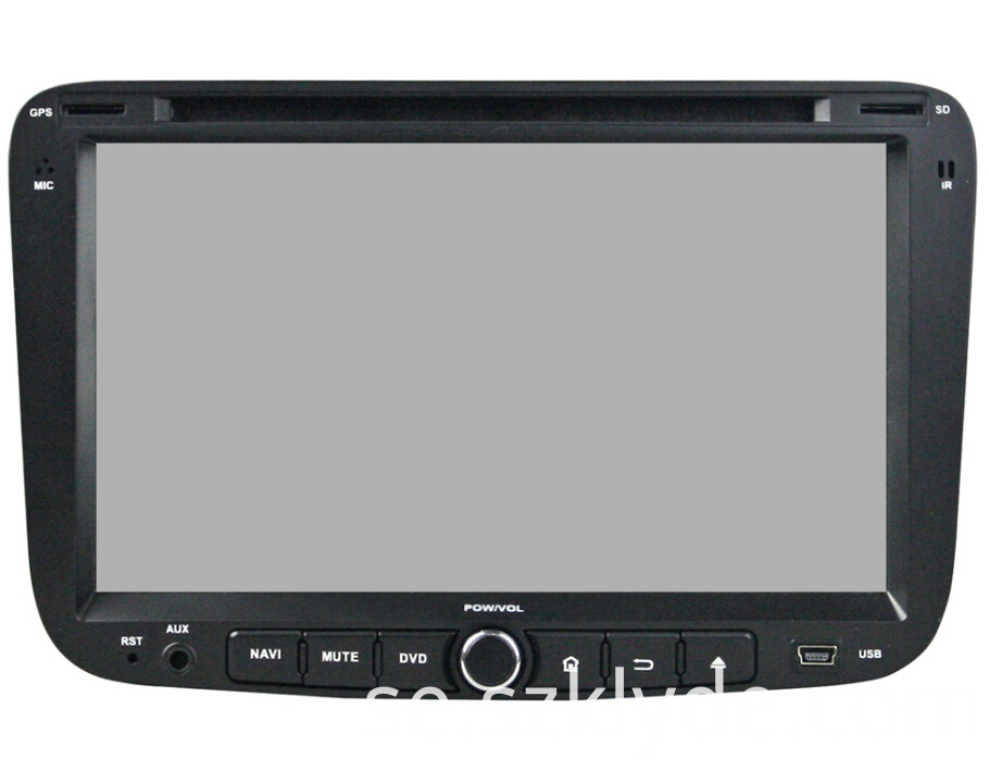 Car Multimedia Player For Geely Emgrand EC7