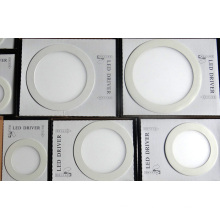 Ultra-Thin Round Square LED Panel Down Light (SU-PNL-2835-20W)
